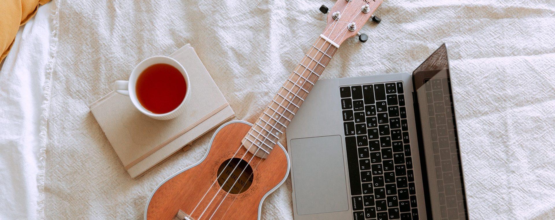 gra na ukulele